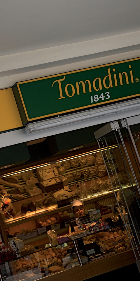 Tomadini - Branding project